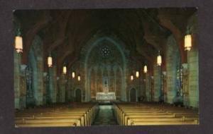 CT Chapel St Thomas Seminary BLOOMFIELD CONNECTICUT PC