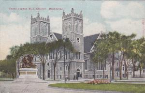 Grand Avenue M. E. Church, MILWAUKEE, Wisconsin, 00-10s