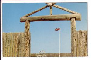 Battleford Park, Saskatchewan, Wooden Fence