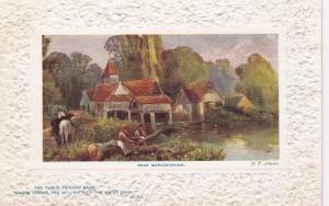 MAPLE DURHAM , Oxfordshire , England , 00-10s ; The rushy fringed bank, wher...