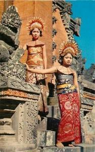 Indonesia, Southeast Asia, Balinese Djanggir Dancers