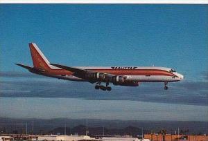CONNIE KALITTA SERVICES McDONNELL DOUGLAS DC-8-51F