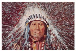 Chief Afraid of Enemy -