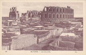 Tunisia El-Djem Le Colisee