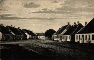 CPA AK gruss aus LÜGUMKLOSTER DENMARK (565416)