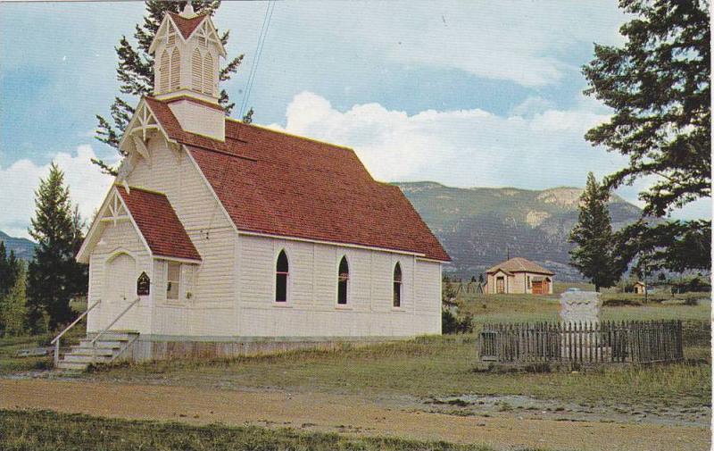 The Stolen Church, Windmere, British Columbia, Canada, 40-60s