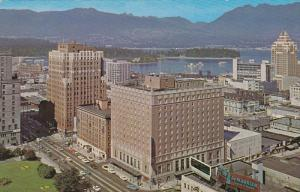 Hotel Georgia, VANCOUVER, British Columbia, Canada, 40-60´s