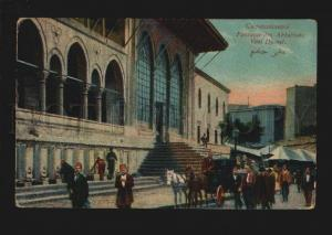 077376 CONSTANTINOPLE Fontaine des Ablutions Yeni Djame Old PC