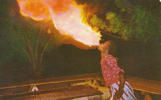Jamaica The Fire Eater