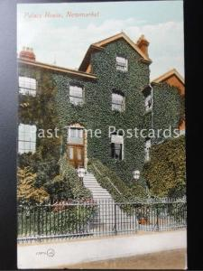 Suffolk NEWMARKET Palace House c1908 by Valentine 63373