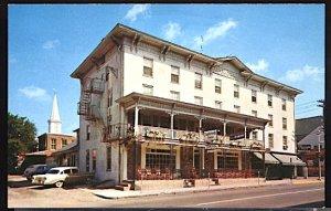 USA Postcard  Lambertville House Lambertville New Jersey