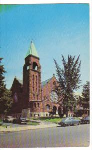 Memorial Methodist Church , WHITE PLAINS , New York , 50-60s