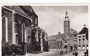 RP; Martinikerk met Provinciehuis, Groningen, Netherlands, 10-20s
