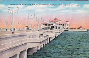 Florida St Petersburg Million Dollar Recreation Pier