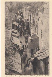 JERUSALEM , ISRAEL , 00-10s ; David Street