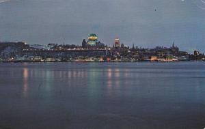 Lumieres De Quebec, Quebec, Canada,  PU_1971