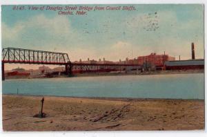 Douglas St Bridge, Omaha NE