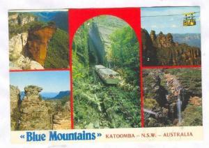 Blue Mountains, Katoomba, N.S.W Australia,50-70s