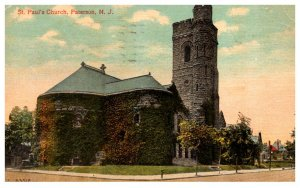 New Jersey  Paterson St.Paul's Church