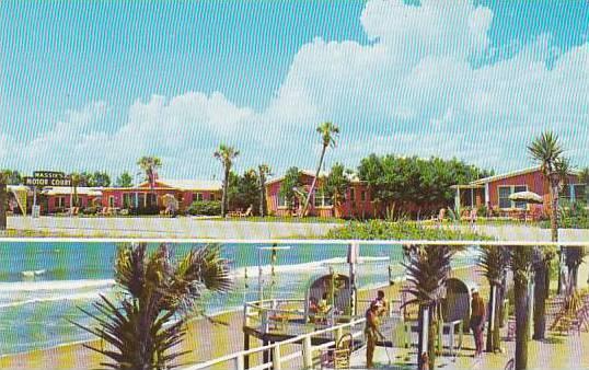 Florida Flagler Beach Massies Motor Court