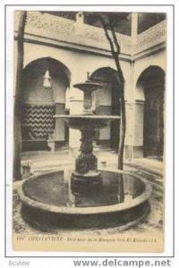 Constantine. Algeria, Interieur de la Mosquee Sidi El-Ketani, 00-10s