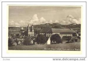 RP Kempten (Allgau) Bischofl. Knabenseminar St Magnus,1920s