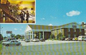Tennessee Knoxville Ramada Inn