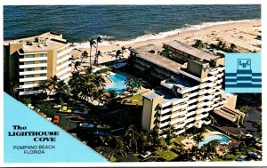 Florida Pompano Beach Lighthouse Cove Resort Complex
