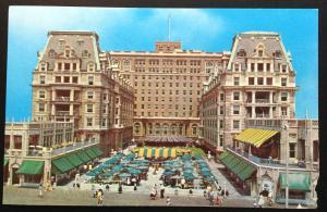 Postcard Unused Hotel/Motel Dennis Atlantic City NJ LB