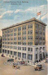 Citizens National Bank Building Kokomo, Indiana, USA 1915