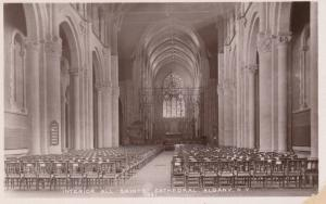 RP: ALBANY , New York , 00-10s ; Interior of All Saints Cathedral