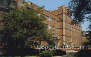 Pillsbury Hall, Stephens College Columbia MO Unused