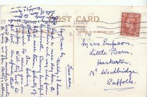 Genealogy Postcard - Family History - Empson - Near Woodbridge - Suffolk  A9334