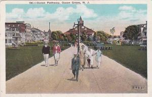 New Jersey Ocean Grove Ocean Pathway