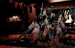 Missouri Kansas City Country Club Plaza The Neptune Fountain