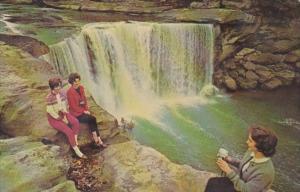 Kentucky Corbin Cumberland Falls Cumberland Falls State Park