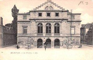Le Theatre Beauvais France Unused