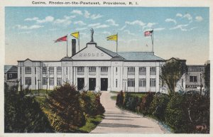 CASINO , Rhodes-on-the-Pawtuxet , PROVIDENCE , Rhode Island , 00-10s
