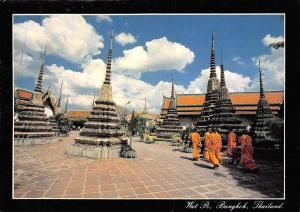 Thailand Bangkok Wat Po, Bangkapi