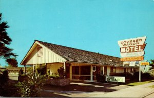 California Buena Park Covered Wagon Motel