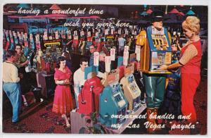 Gambling Casino, Las Vegas NV
