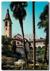 Modern Postcard Locarno La Chiesa Nuovo