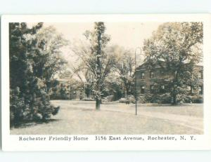 old rppc NICE VIEW Rochester New York NY i8946