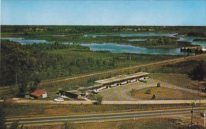 Canada Ontario Smiths Falls Lockview Motel