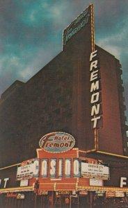 LAS VEGAS , Nevada, 50-60s ; Fremont Hotel / Casino V-3