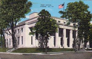 Post Office , ATHENS , Georgia , 30-40s