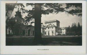 48255  - VINTAGE POSTCARD Ansichtskarten - Polen POLAND - WARSAW Wilanów