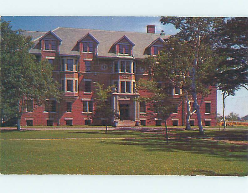 Pre-1980 SAINT DUNSTAN'S UNIVERSITY Charlottetown PRINCE EDWARD ISLAND L6905