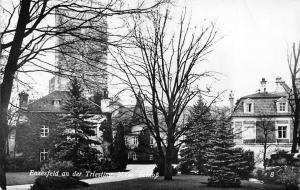 Austria Enzesfeld an der Triesting Niederoesterreich Schloss, Castle 1956