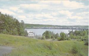 L'Hotellerie de l'Ermitage, Lac Bouchette Co Roberval, Province of Quebec, Ca...